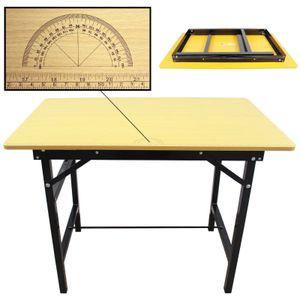 TrutzHolm® Werktisch 100x60x75,5cm Arbeitstisch Packtisch Werkbank Werkstatttisch
