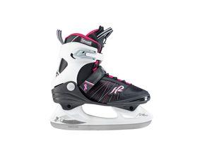K2 ALEXIS ICE PRO Schwarz / Weiß / Pink Damen