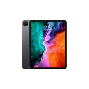 Apple iPad Pro (4th Generation) Tablet - 32,8 cm (12,9 Zoll) RAM - 128 GB - iPad OS - Grau - Apple A12Z Bionic SoC - 2732 x 2048 - Liquid Retina Display, IPS-Technologie (In-Plane-Switching), True-Tone-Technologie Display - 7 Megapixel Kamera vorne