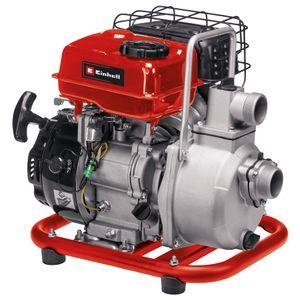 Einhell Benzin-Wasserpumpe GC-PW 16, Fördermenge max. 14000 l/h, Leistung 1,6 kW, Förderhöhe max. 28 m