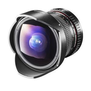Samyang 8 mm / F 3,5 ASPH IF CS2 Fisheye-Objektiv f?r Canon Spiegelreflexkameras