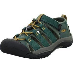 Keen Kinder Sandale Newport H2 Grün