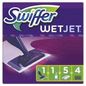 Swiffer 81612357, Laminat, Kacheln, Holz, Naß, Violett, 644 g
