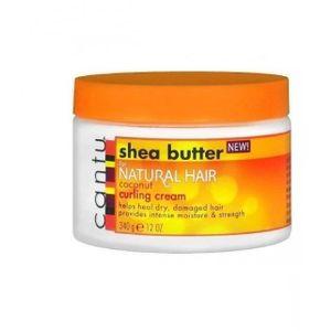 Cantu Shea Butter Natural Hair Coconut Curling Cream