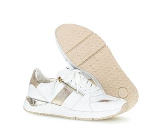 Gabor Sneaker weiß .. in Weiß, Größe