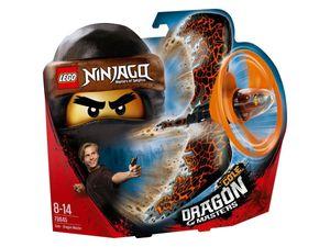 LEGO® NINJAGO Drachenmeister Cole 70645