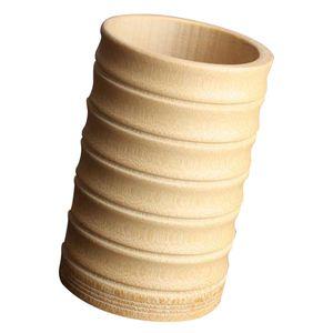 Verschiedene Bambus Speicher Kanister Teaware Box Cha Dao Tee Zeremonie Farbe Braune Linien