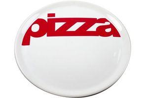 Cosy & Trendy Pizzateller 'Pizza' rot Ø 29 cm