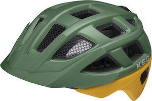 KED Kailu Helm Kinder green yellow matt Kopfumfang M   53-59cm