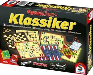 Schmidt Spiele 49111 Familienklassiker mit Ligrett