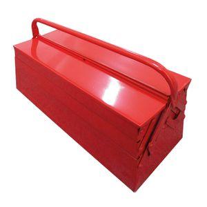 Werkzeugkoffer Werkzeugkiste Werkzeugkasten Werkzeugbox Werkstatt Metall 5 tlg.
