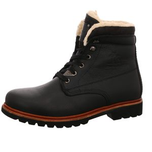 Panama Jack Panama 03 Aviator Herren Stiefel Schwarz Schuhe, Größe:45