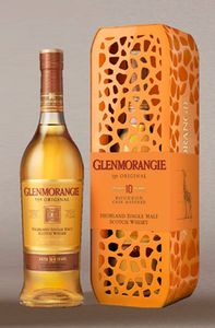 Glenmorangie 10 Jahre Original Dose Single Malt Scotch Whisky 0,7l, 40 Vol.-%
