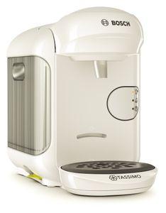 Bosch Tassimo Vivy 2 + 20 EUR Gutscheine* Heißgetränk Kaffee Maschine , Farbe:Weiss