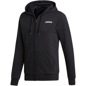 Adidas Sweatshirts Essentials Linear FZ French Terry, DQ3103, Größe: XL