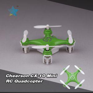 Grš¹n CX-10 Mini 2.4G 4CH 6 Achse LED RC Quadcopter   Spielzeug Helicoptert (CX-10 Quadcopter;Mini 2.4G   Quadcopter;RC Spielzeug)