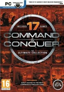 Command and Conquer: The Ultimate Edition (PC DVD) (UK IMPORT)