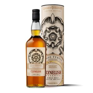 Clynelish Reserve House Tyrell Game of Thrones GoT Limited Edition Single Malt Scotch Whisky | 51,2% vol | 0,7 l