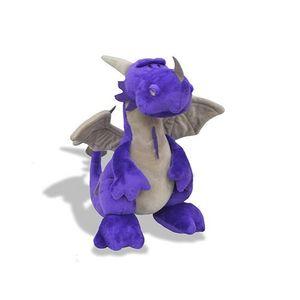 Nici 88830 lila Drache Dragon 30cm sitzend Plüsch Kuscheltier