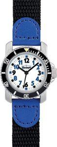 Scout Kinder Uhr Lernuhr Diver - Blau Jungen 280377002