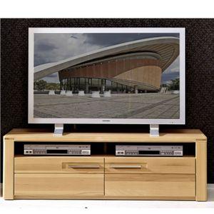 1205FF31 Inkana TV - Unterteil, Kernbuche teilmassiv, Fernsehelement, Hifi Lowboard ca. 130 cm breit