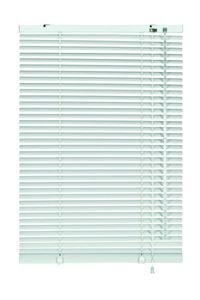Gardinia Aluminium Jalousie weiß 100 x 140 cm