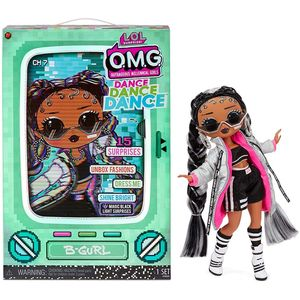 MGA Entertainment L.O.L. Surprise OMG Dance-B-Gurl 0 0 STK