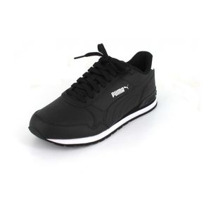 PUMA ST Runner v2 Full L Low Boot Sneaker Schwarz Schuhe, Größe:43