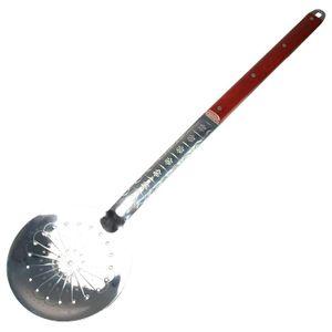 Langer Schaumlöffel Olymp 50 cm mit Holzgriff  Schaumkelle für Kasan Utschak Plow