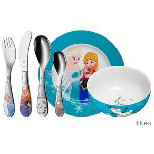Wmf Kindergeschirr Set 6tlg. Frozen 1286009964