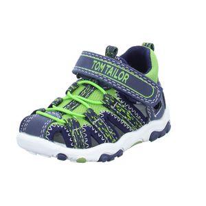Tom Tailor Kinder Sandale 80728 Blau