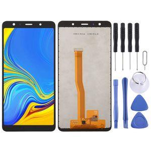 Für Samsung Galaxy A7 2018 A750F / A750F/DS A750FN/DS Display Full LCD Einheit Touch Ersatzteil Reparatur Schwarz Neu