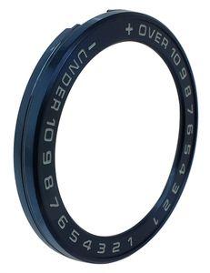 Casio Gehäuseteil Bezel G-Shock IP Blau Edelstahl GWN-1000B GWN-1000E