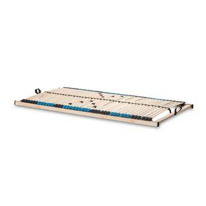 Superflex NV 120 x 200 cm Lattenrost Rost mit 42 Federholzleisten 7 Zonen starre Ausführung