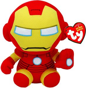 Marvel TY Iron-Man Superheld Plüsch - 15cm