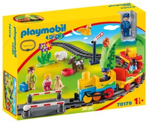 PLAYMOBIL 1.2.3. 70179 Meine erste Eisenbahn