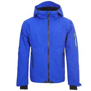 Icepeak Herren Outdoor Jacke Damar Extreme Wasserdicht  Gr.52 blau