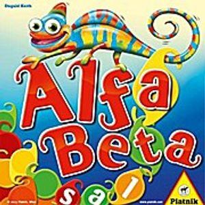 Piatnik 6348 Alfa Beta,Familienspiel