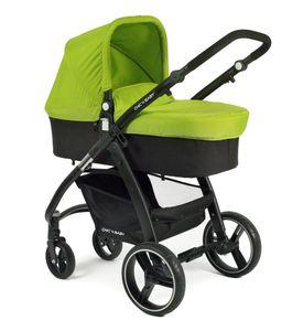 Chic 4 Baby Kombikinderwagen VOLARE Grün-schwarz; 175 70