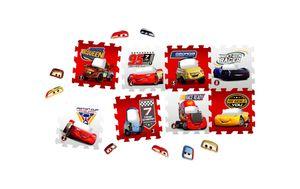 "knorr toys Cars - ""Race of a Lifetime""/Puzzlematte/8tlg./; 21013"