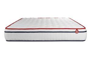 VITAL SPA matratze 140 x 190 cm, Rückstellschaum, Härtegrad 4, Höhe : 24 cm, 3 Komfortzonen