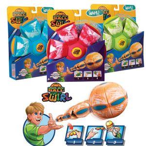 Goliath Toys 331780.012 Phlat Ball Swirl Classic Frisbee Wurfscheibe Spielzeug