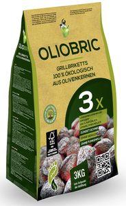 Oliobric Grillbriketts 3 Kg