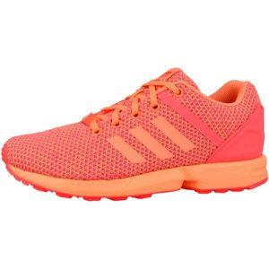 adidas ZX Flux Sneaker Kinder Turnschuhe Rot Schuhe, Größe:38