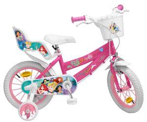 Disney Princess Prinzessin Kinderfahrrad Mädchenfahrrad 14 Zoll