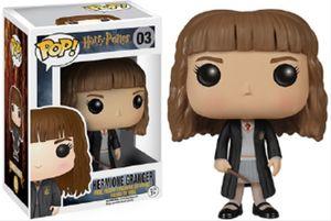 Funko Harry Potter Hermione Granger POP! Figur 10 cm FK5860
