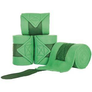 Polarfleecebandagen, Farbe:5600 grasgrün, Größe:300 cm