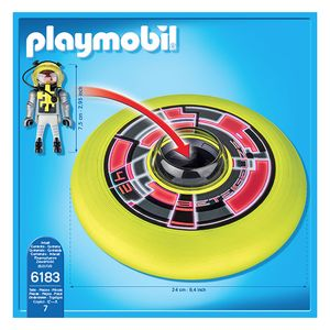 PLAYMOBIL - Super-Wurfscheibe Astronaut (6183)