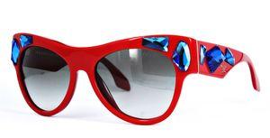 Damensonnenbrille Prada PR22QS-SMN0A7 (ø 56 mm)