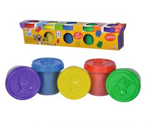 Simba Toys A&F Softknete 4+1 Bonuspack